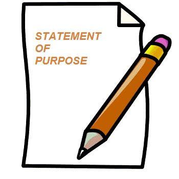 Research program personal statement